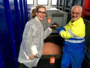 Metro Artikel: No waste of afval in afvalimperium van Amsterdam